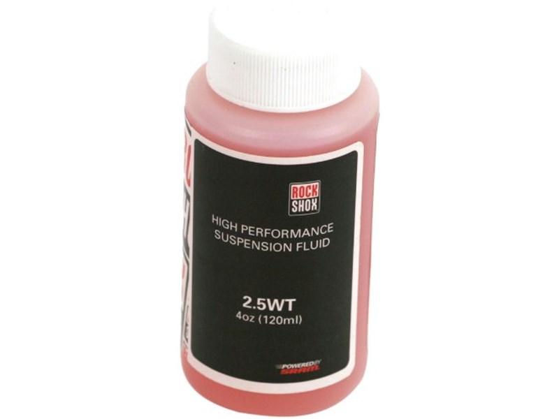 ROCKSHOX olie 2,5 WT - 120 ml - 11.4315.021.010 | polish_and_lubricant_component
