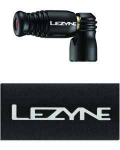 CO2 pumpe Lezyne Trigger Speed Drive - Sort - 457000013 - allbike.dk