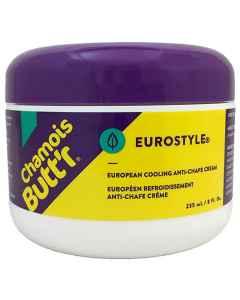 Buksefedt Eurostyle Chamois Butt'r 235 ml - mint - allbike.dk