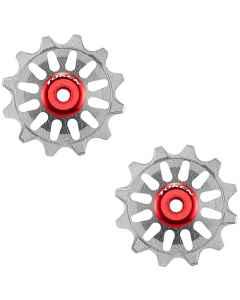 Pulleyhjul Token 172X Alu - SRAM 1x11 - 12T  - TK172X - Grå