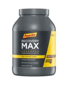 Powerbar RECOVERY MAX - chokolade - 1,144 kg - 24810201 - allbike.dk
