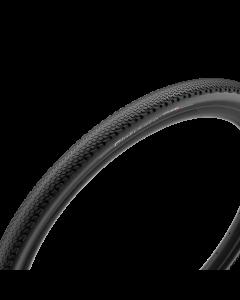 Pirelli Cinturato Gravel H 700x40C - sort - 3771100 - allbike.dk