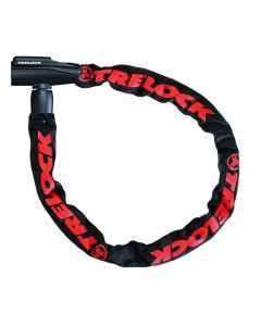 Trelock kædelås 110 cm / 6 mm sort - BC360 - 8004888 - allbike.dk