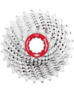 Kassette 11 speed SunRace sølv CSRX1 11-28T - CSRX1 EAS - allbike.dk
