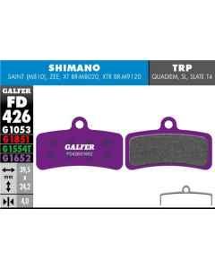 Bremseklods Galfer G1652 Shimano - FD426G1652 - allbike.dk