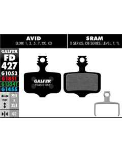 Bremseklods Galfer G1053 AVID ELIXIR/SRAM XX - FD427G1053 - allbike.dk