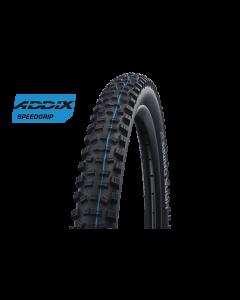 """Schwalbe Hans Dampf EVO Snakeskin ADDIX SpeedGrip 29""""x2,60"""" - 11601110 - allbike.dk"""