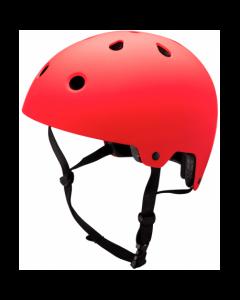 Hjelm Kali Maha - Rød - 54-58 cm - 230218115 - allbike.dk