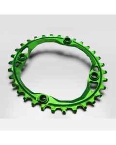 AbsoluteBlack Klinge Narrow/Wide BCD 104 OVAL grøn