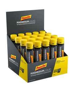 Powerbar Magnesium liquid ampuller 1x25 mg - 2446017 - allbike.dk