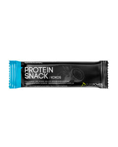 Purepower Protein bar - Kokos - 1x40 gram - 6935180 - allbike.dk