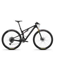 Santa Cruz Blur 3 CC X01 - Sort - 2021 - 1x12 speed - Large - D641096090 - allbike.dk