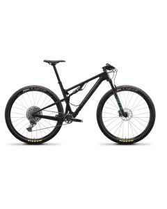 Santa Cruz Blur 3 C S-Kit - Sort - 2021 - 1x12 speed - D641096xxx - allbike.dk