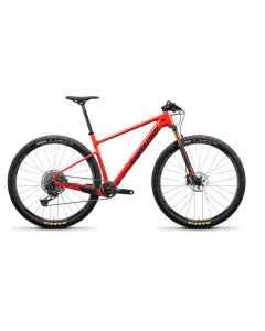 Santa Cruz Highball 3 CC X01 - Rød - 2021 - 1x12 speed - Medium - D641096286 - allbike.dk