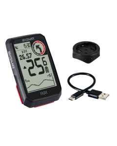 Sigma Sport ROX 4.0 GPS cykelcomputer - Sort - 4901060 - allbike.dk