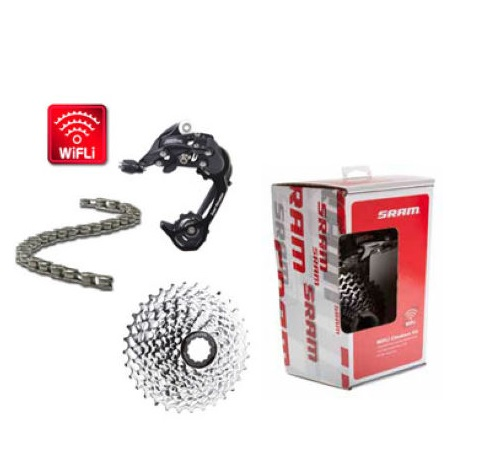 SRAM Climber kit Rival WiFli 10 speed - 00.7915.076.000 | item_misc