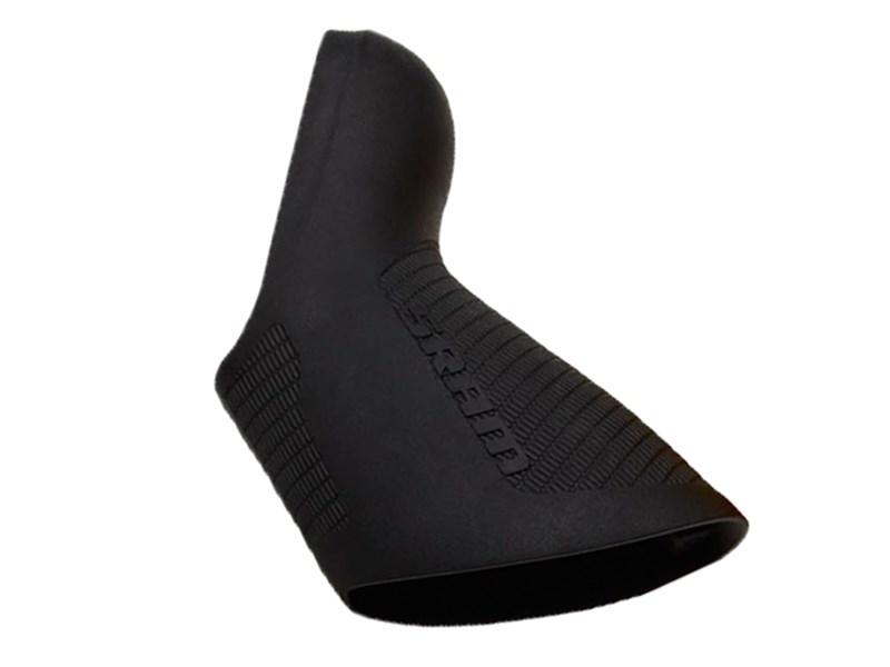 SRAM Hoods for dobubletap levers - 2 stk - sort - 00.7918.010.000 | Hoods
