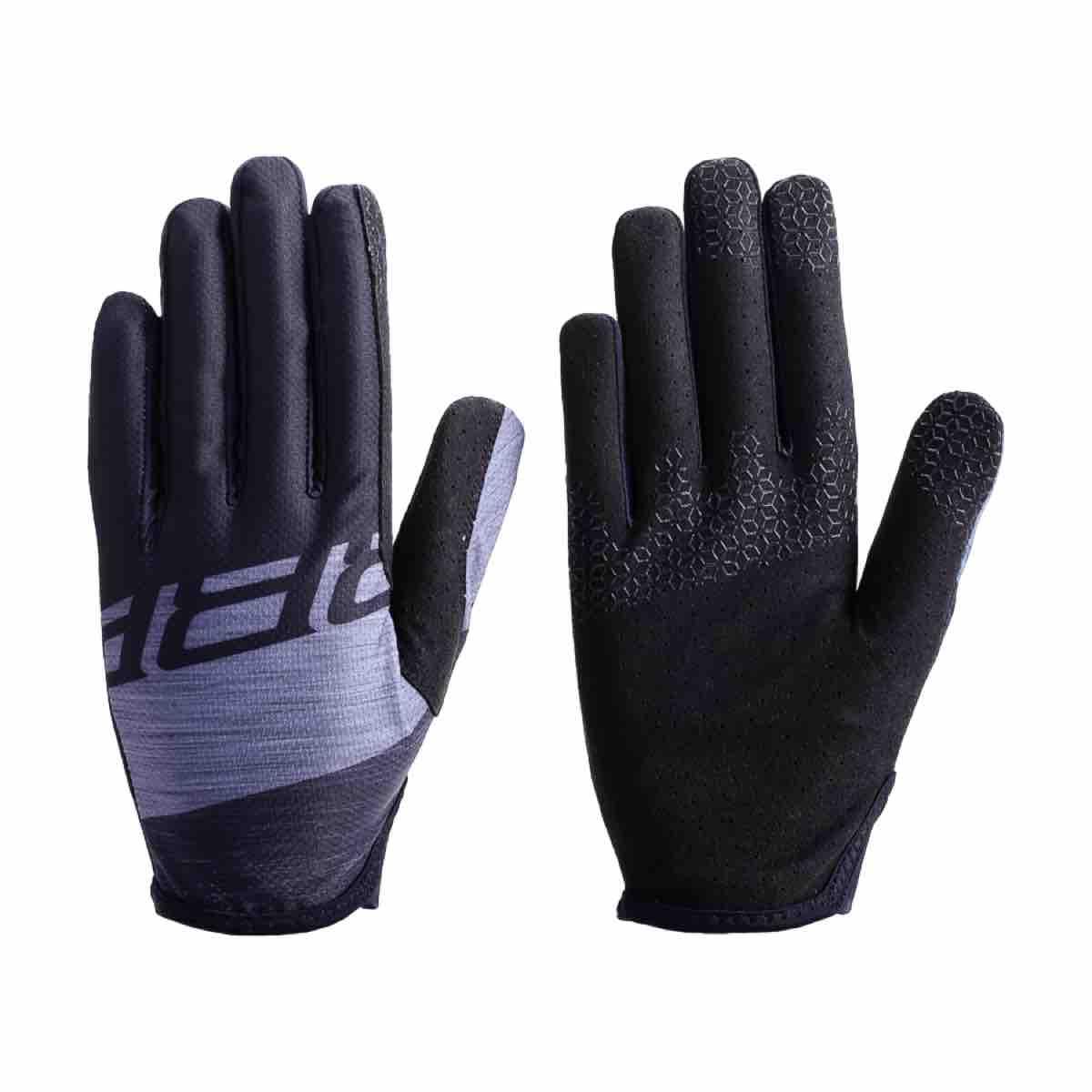 BBB Handske LiteZone MTB/Race Sort/Grå lang - BBW-54 - B7-9541x | Gloves