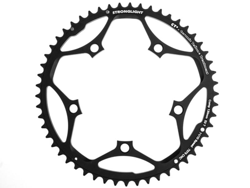Stronglight Klinge BCD 130/5 10/11 speed | cykelklinge