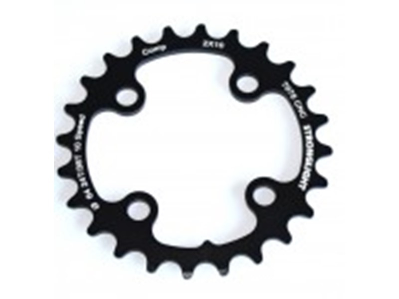 Stronglight Klinge BCD 64 2x10 speed - 24T - 274121 | chainrings_component