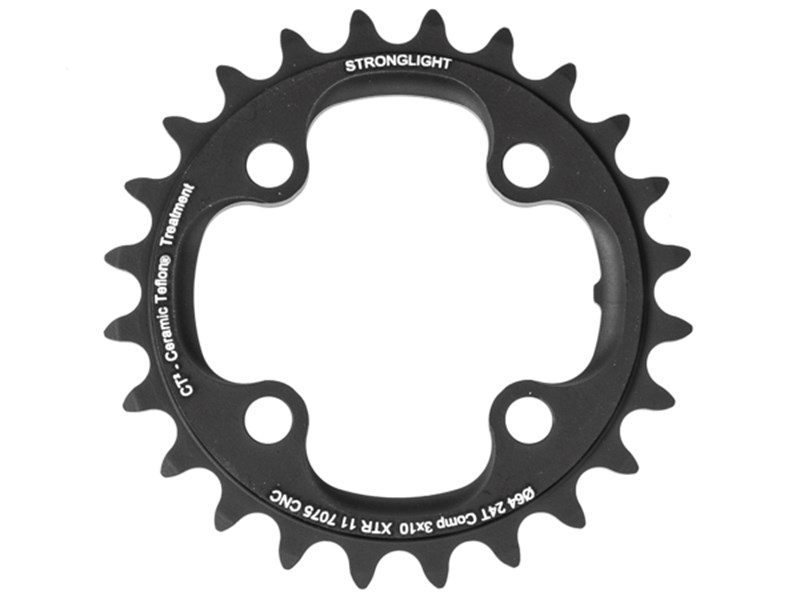 Stronglight Klinge CT2 Zicral Shimano XTR FC-M980 10 speed BCD 064 | chainrings_component
