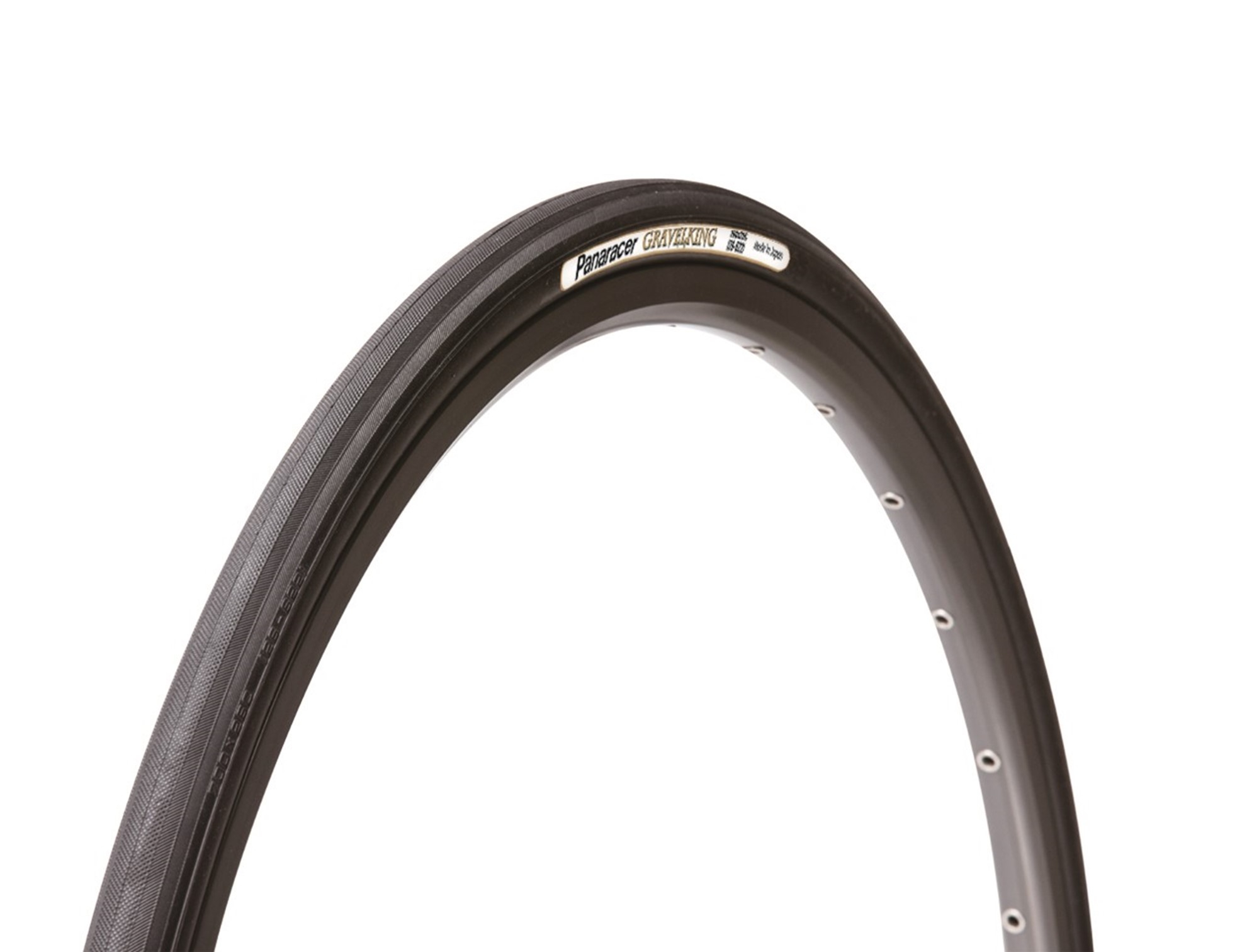 Panaracer GravelKing 700Cx26 sort - 3410961 | Dæk