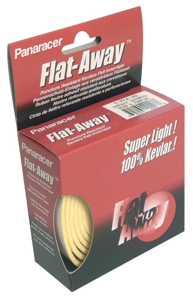 Panaracer Flat Away kevlar dækindlæg Racer/Gravel   dækindlæg