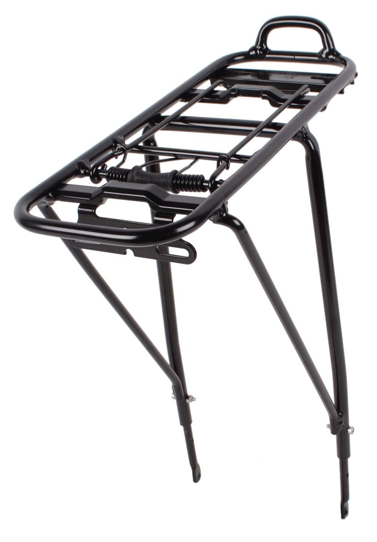 Bagagebærer Atran Velo City AVS Alu med klap - sort - 6120046-1 | Rear rack