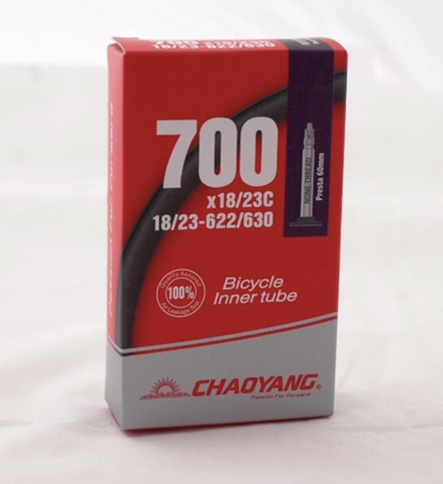 Slange 700 x 18/23C Chaoyang (FV60) - 6927116186500 | Tubes