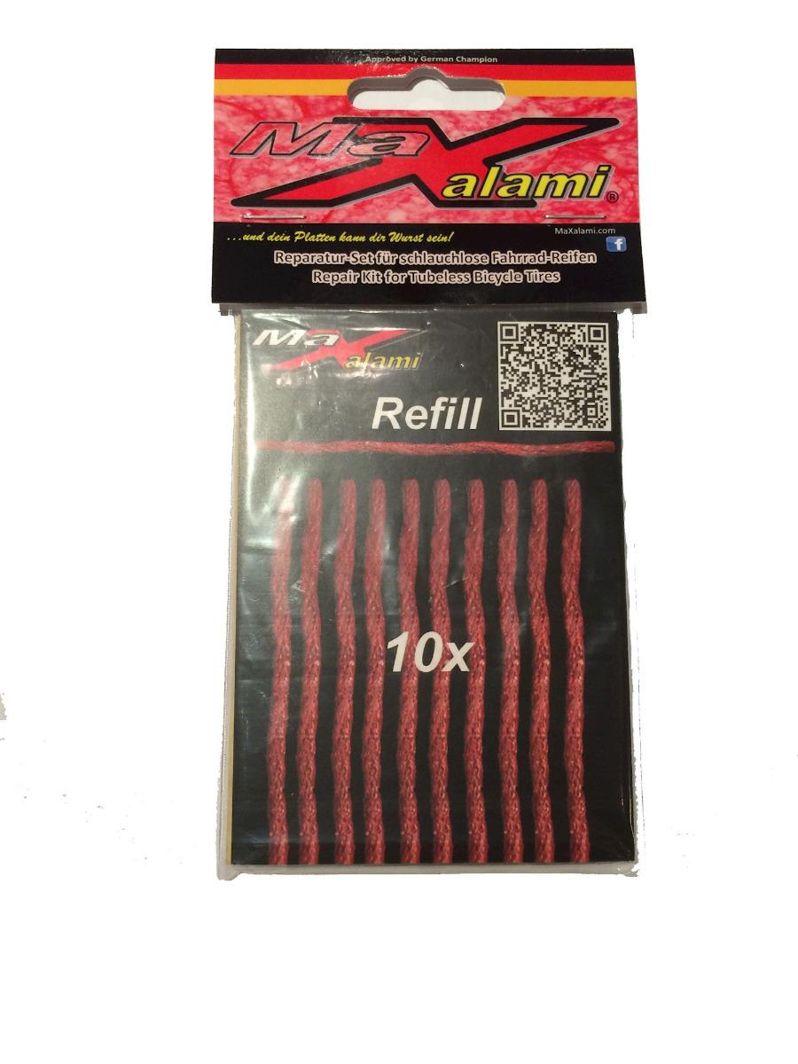 Maxalami Plug 10 stk ø3,5 mm | Handlebar end plugs