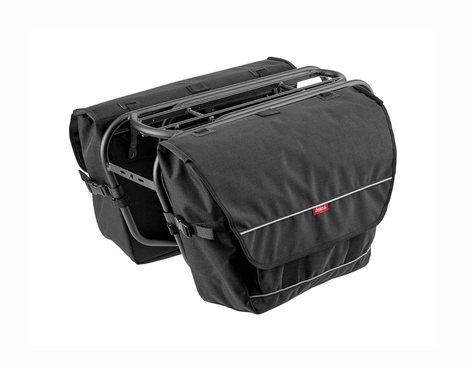 Benno Bikes Utility sidetaske | taske til bagagebærer