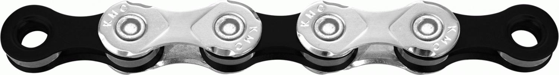 Kæde 10 speed KMC X-10 sølv 114 led - BX10NB114 | Kæder