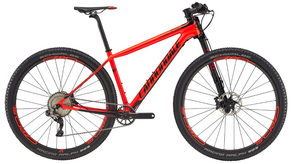 Cannondale F-SI Carbon 1 | Mountainbikes