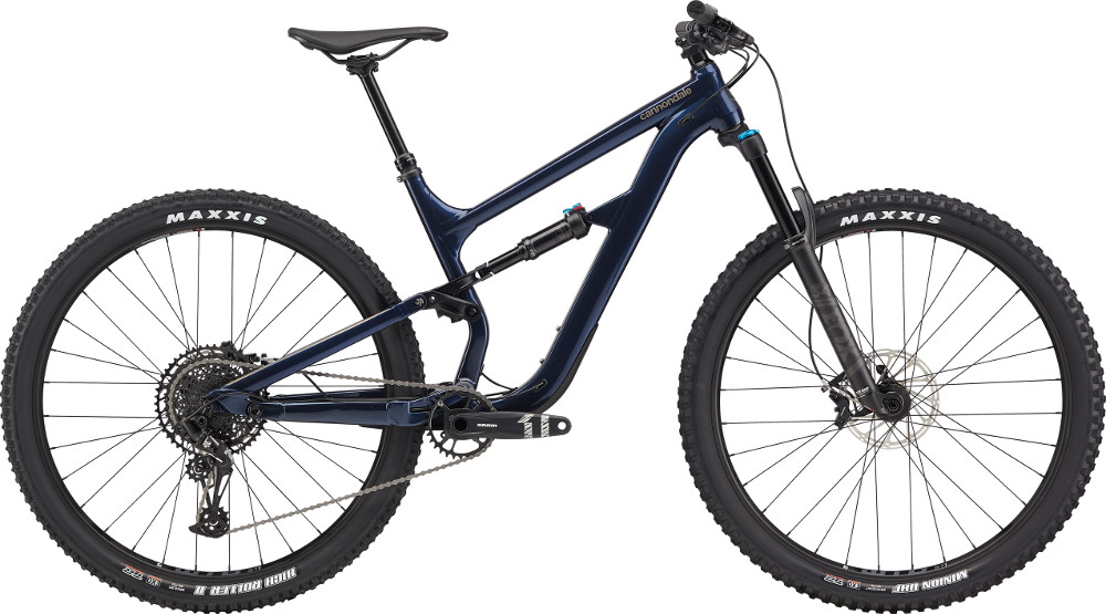 Cannondale Habit Alu 4 - Midnight - 2020 - 1x12 speed - C23400M10xx | Mountainbikes