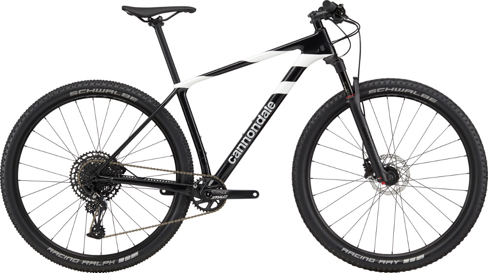 Cannondale F-SI Carbon 5 - Sort - 2020 - 1x12 speed - C25500M10xx | Mountainbikes