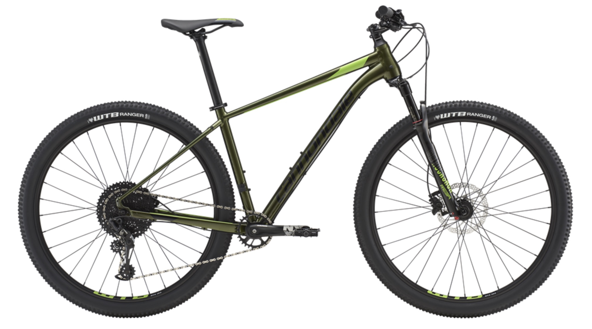Cannondale Trail 1 Vulcan Green - 2019 - 1x12 speed - C26109M30xx | item_misc