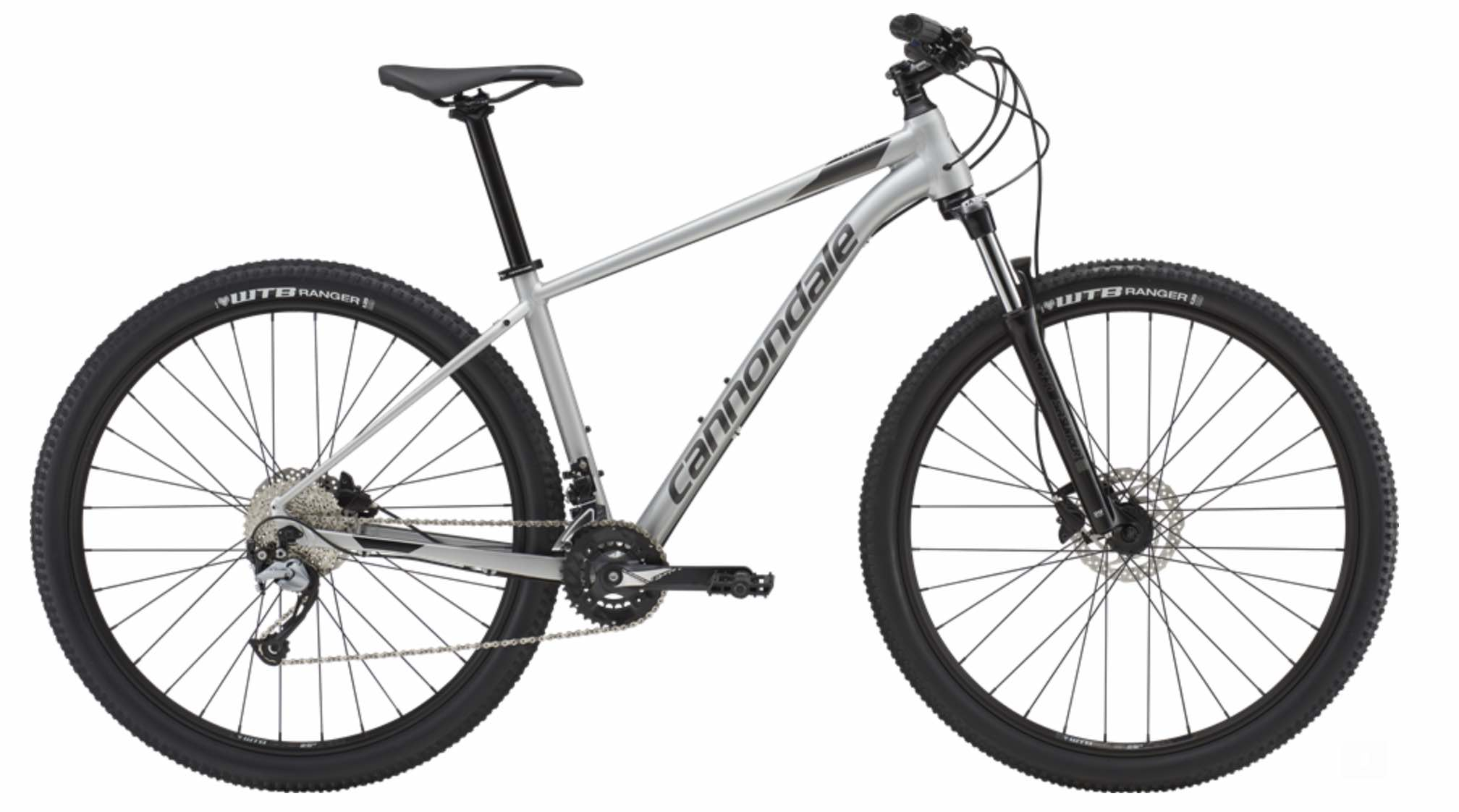 Cannondale Trail 6 Sølv - 2019 - 2x9 speed - C26609M60xx | item_misc