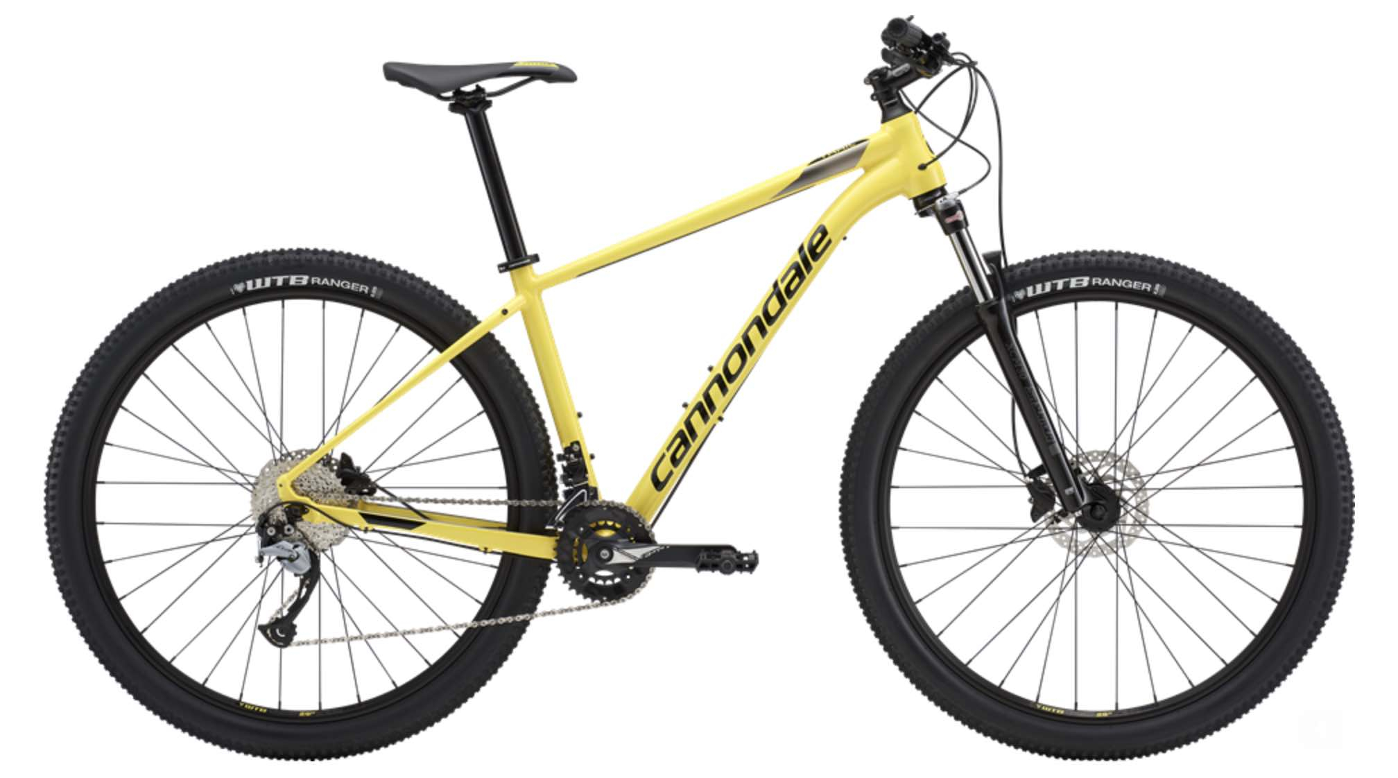 Cannondale Trail 6 Hot Yellow - 2019 - 2x9 speed - C26609M70xx | item_misc