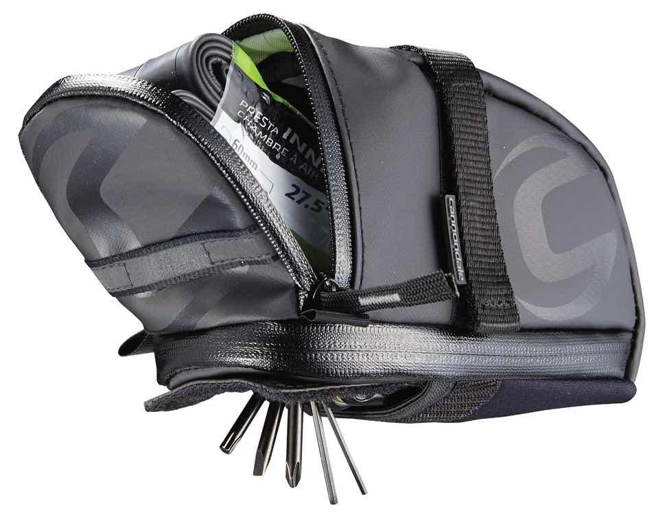 Canondale Sadeltaske Speedster 2 small 0,4 L - Sort - CU4070SM01   Saddle bags