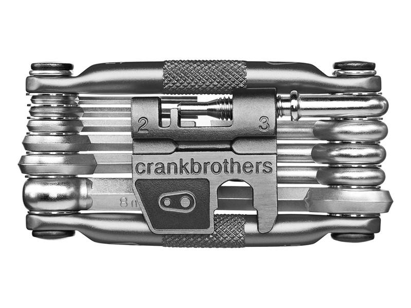 Multi tool Crankbrothers M17 - Sølv - CB10752   Multi- og miniværktøj