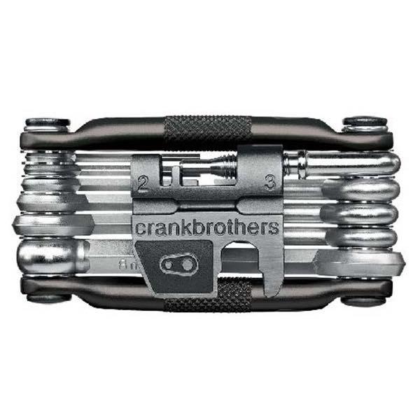 Multi tool Crankbrothers M17 - Sort - CB15960   Multi- og miniværktøj