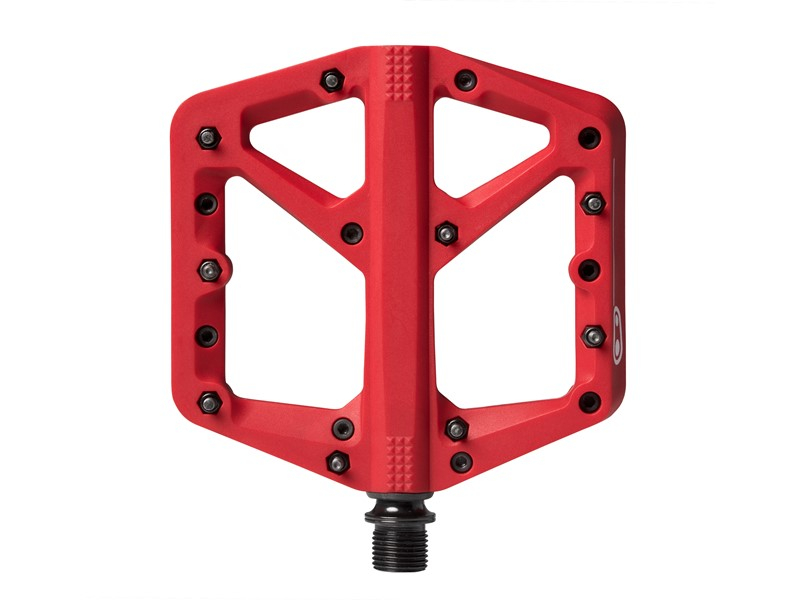 Pedal Crankbrothers Stamp 1 large - Rød - CB16368   Pedals