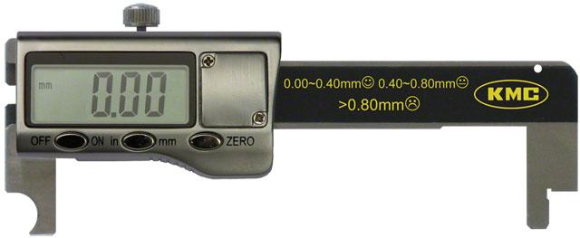 KMC Digital Kædeslidsmåler - CH5000 | item_misc