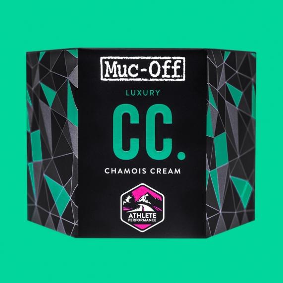 Buksefedt MUC OFF Luxury Chamois Cream 250 ml - 339-S | Body maintenance