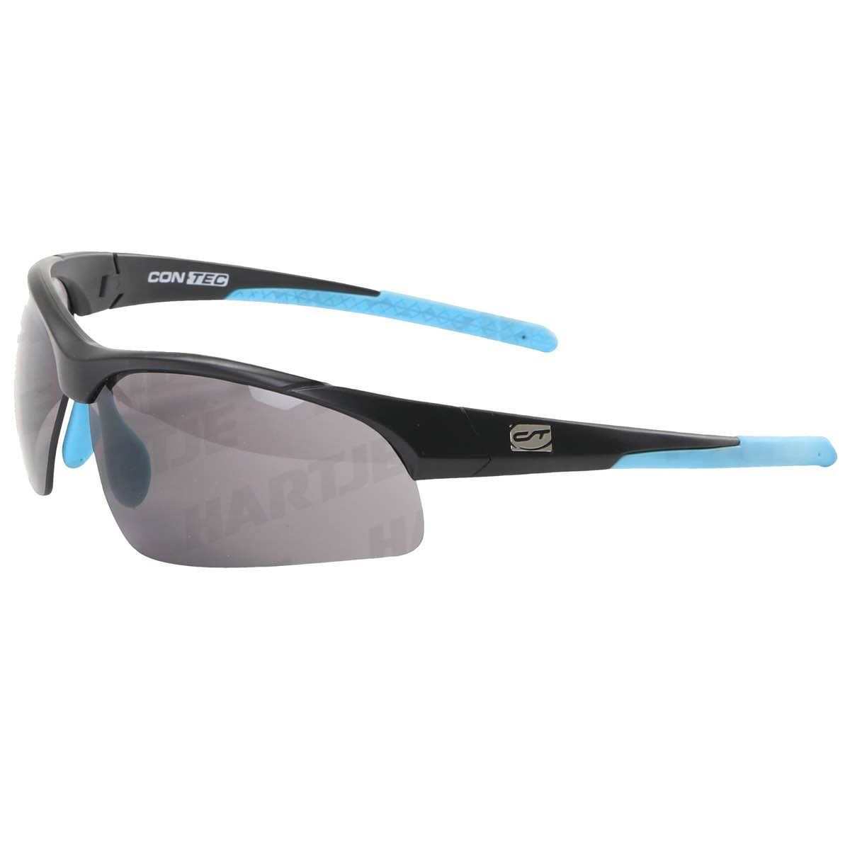 Cykelbrille Contec 3DIM Sort/Blå - 08049116 | Glasses