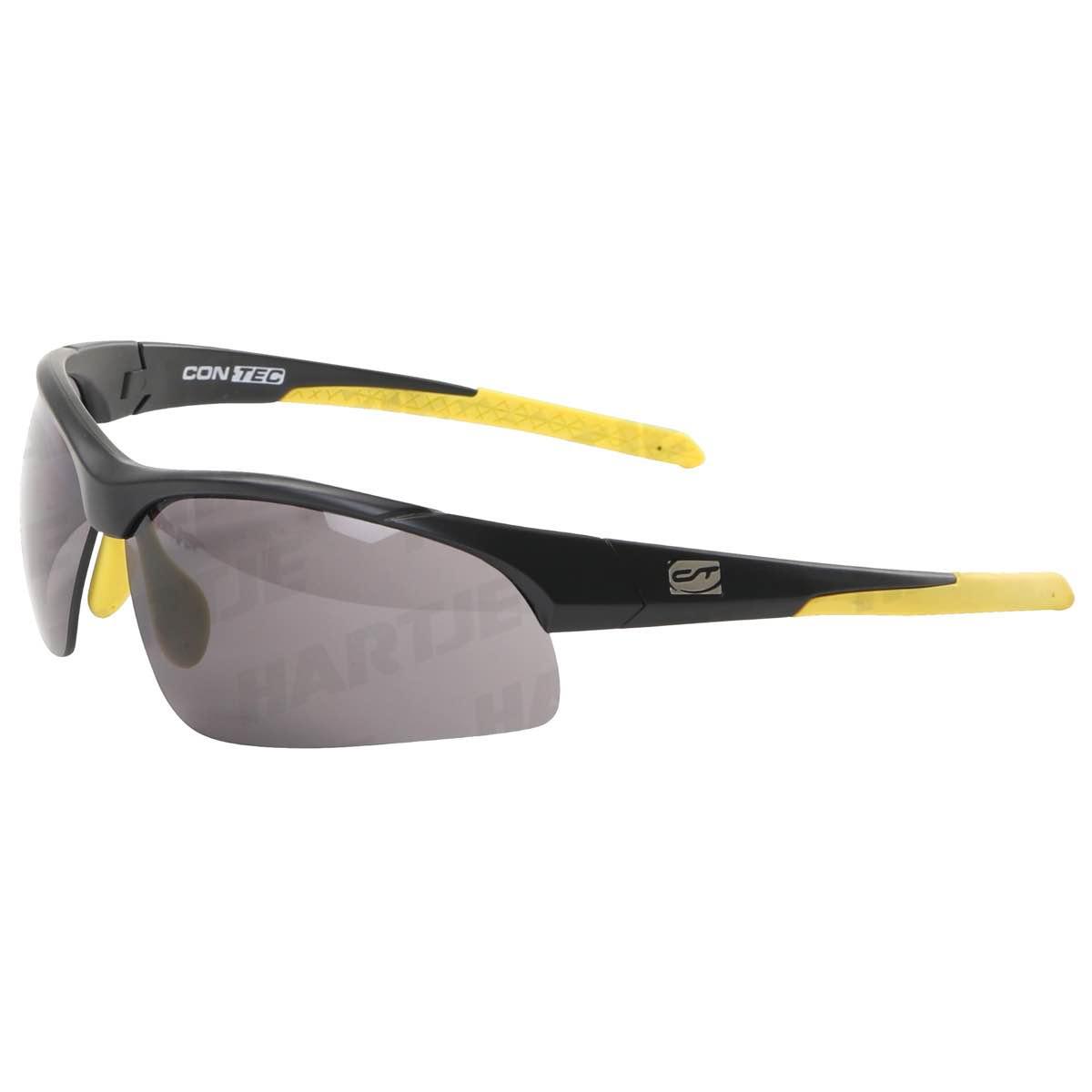 Cykelbrille Contec 3DIM Sort/Gul - 08049124 | Glasses