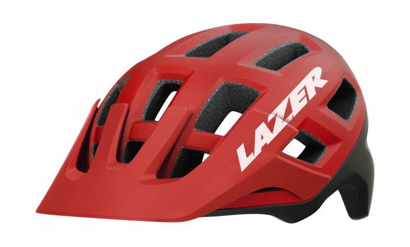 Hjelm Lazer Coyote - Rød - BLC219788675x | Hjelme