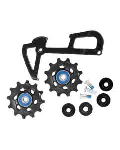 Pulleyhjul og Cage kit SRAM XX1 11 speed Sort - 11.7518.017.000