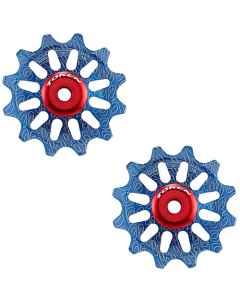 Pulleyhjul Token 172X Alu - SRAM 1x11 - 12T - TK172X - Blå
