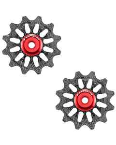 Pulleyhjul Token 172X Alu - SRAM 1x11 - 12T - TK172X - Sort